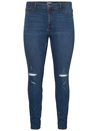 Junarose Female Jeans Slim Fit 54Medium Blue Denim