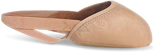 Capezio girls Turning Pointe 55 Ballet Shoe, Nude, 13.5-1 US Little Kid