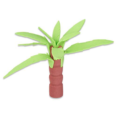 Tenna Tops Tropical Palm Tree Car Antenna Topper / Mirror Dangler / Desktop Bobble Buddy
