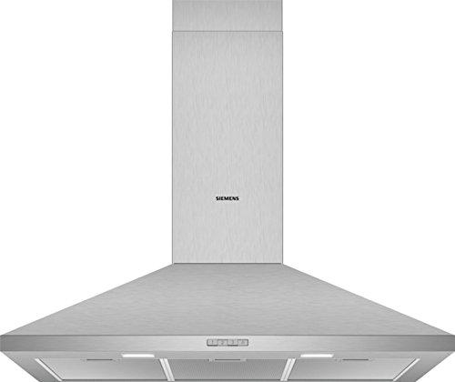 Siemens LC94PBC50 Dunstabzugshaube/Wandhaube / 90 cm/Metall-Fettfilter/Lüfterleistung/Edelstahl