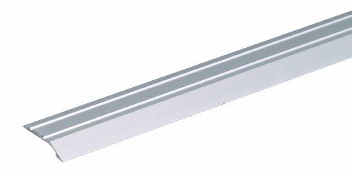 GAH-Alberts 490607 Ausgleichsprofil | selbstklebend | Aluminium, silberfarbig eloxiert | 900 x 39 mm