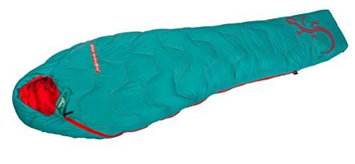 Freetime- Léger Sacs de Couchage 0.580kg, Sac de Couchage de 12° à - 4°C. Zip Gauche