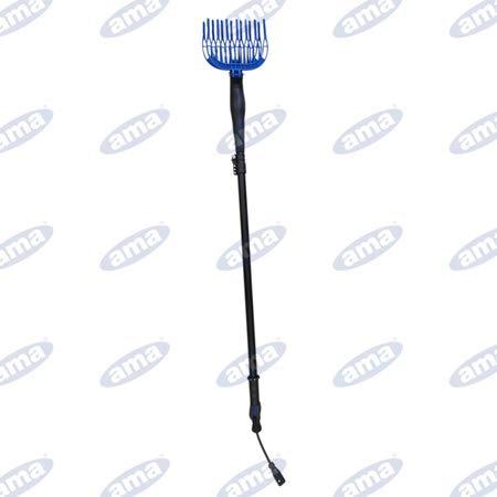 Elia - Vareador eléctrico con barra telescópica 170-260 cm