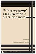 Download International Classification of Sleep Disorders: Diagnostic & Coding Manual 0965722023