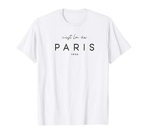 C'est LA Vie Paris T-shirt T-Shirt