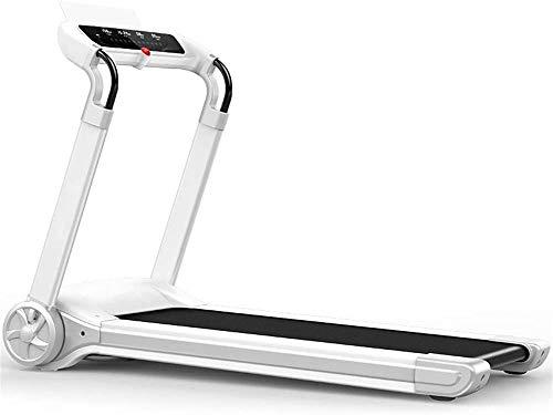 HWZQHJY Pieghevole Portatile Elettrico Tapis roulant a Basso Rumore Jogging Walking Macchina Corrente Esercizio al Treadmill con l'altoparlante Bluetooth for Home Gym Esercizio Fitness