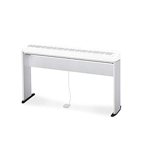 Casio CS-68 PWE Privia Soporte Color blanco