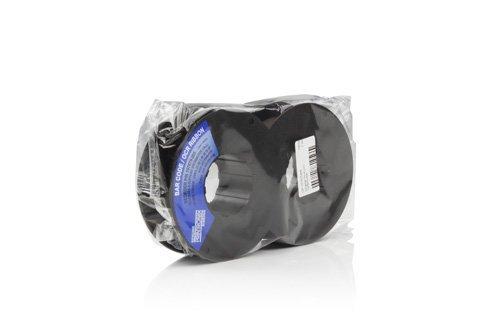 Original Farbbänder passend für Bell & Howell MPT Printronix 103361RP , 107675005 , 107675-005 - Premium - Schwarz