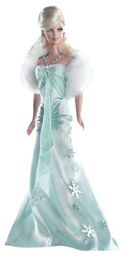 Barbie Collector Silver Label - Fantasy Seasons Collection - Winter