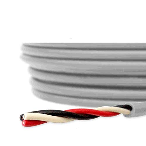 富士電線工業 VCT 8sq×3芯 600V耐圧ケーブル (8mm 3C 3心) 100m 1巻