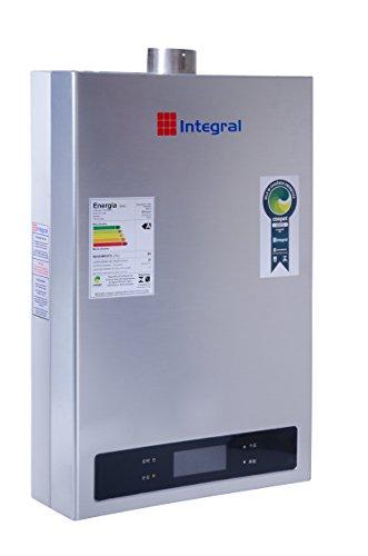 Aquecedor Gas 20L Glp, Integral, Prata