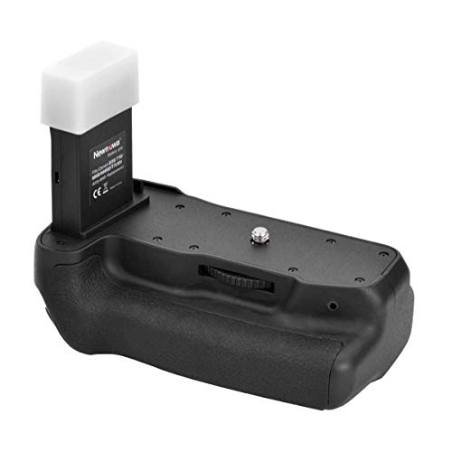 Newmowa EOS 800D Batterie Grip Poignée d'alimentation Remplacement pour Canon EOS 77D 800D 9000D Rebel T7i Kiss X9i Appareil Photo Reflex Numérique