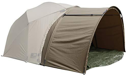 Fox R-Series Brolly Extension 1m - Verlängerung für Angelzelt, Vorzelt für Karpfenzelt, Zeltverlängerung für Zelt zum Angeln