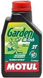 Motul - Lubricante Garden Hi-Tech 2T, 1 litro