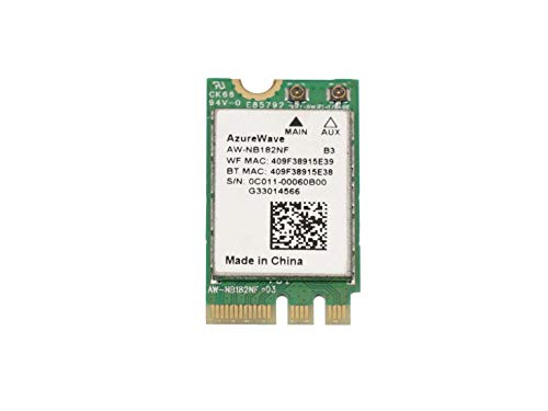 ASUS F756UQ Original WLAN/Bluetooth Karte 802.11 N - 2 Antennen -