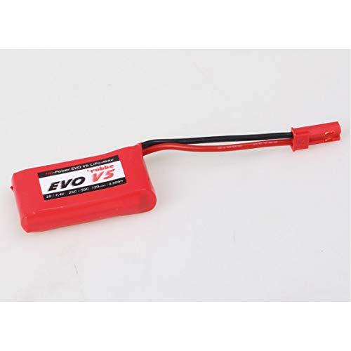 ROBBE RO-Power EVO V5 25(50) C 7,4 Volt 2S 120MAH LIPO AKKU