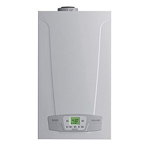 Caldaia Baxi DUO-TEC COMPACT + 28 GA a Condensazione completa di kit Scarico Fumi Kit Raccordi