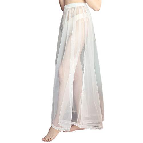 V4vmbbciee Vestido de Enagua de Mujer Salvar a la Novia del Inodoro...
