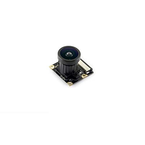weichuang Elektronisches Zubehör RPi Kamera (J) für RPi Zero/Zero W/Zero WH 5 Megapixel Fisheye Objektiv 222° Blickwinkel breiteres Sichtfeld Elektronische Teile Elektronisches Zubehör