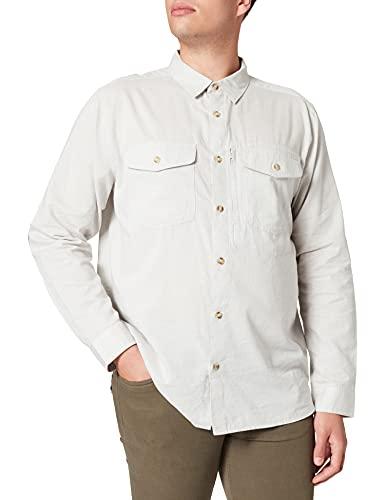 Patagonia Herren M's L/S Cayo Largo Ii Shirt Hemd, Chambray: Feder-Grau, XL