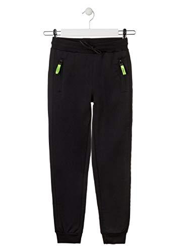 Losan pantalon de felpa no perchada tecnica niño modelo 013-6014AL