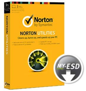 Norton Utilities | 3 Appareils | ESD | Télécharger | Email