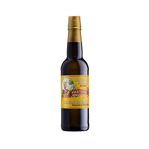 Kamille Wein Past Pastora 75 cl - D.O. Manzanilla Sanlucar de Barrameda - Bodegas Barbadillo (1 Flasche)