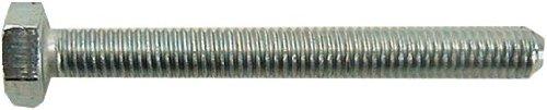 Centrale Roulement Vis en acier, lot de 200, argent, zl712534