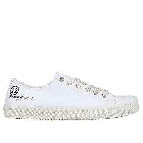 Maison Margiela Luxury Fashion Uomo S57WS0252P1875T1003 Bianco Sneakers |