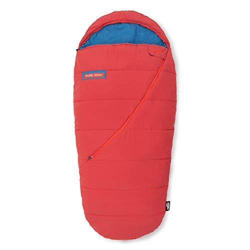 Qeedo Buddy Junior Kinderschlafsack, Mumienschlafsack Mädchen, Jungen 165x80 cm (LxB)