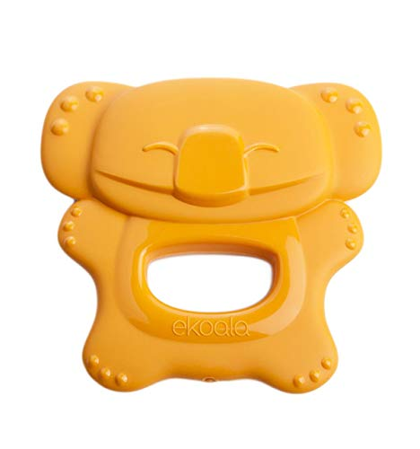 Buy Discount eKoala eKolly Teether Orange, Multicolour, One Size