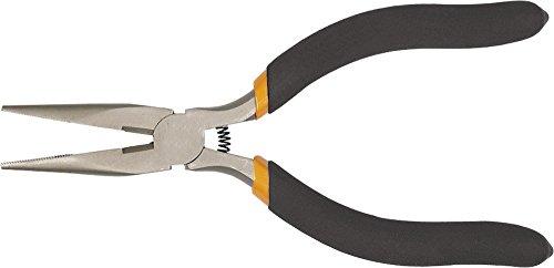 Topex 32d726 Präzisions-Zange, lange, gerade, 130 mm