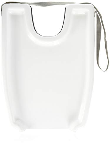 Homecraft Hair Washing Tray for Sink (Eligible for VAT Relief in the UK) Easy to Shampoo & Condition Elderly & Disabled, Reduce Back Strain, Convenient Hairdressing, Wash While in Wheelchair or Chair