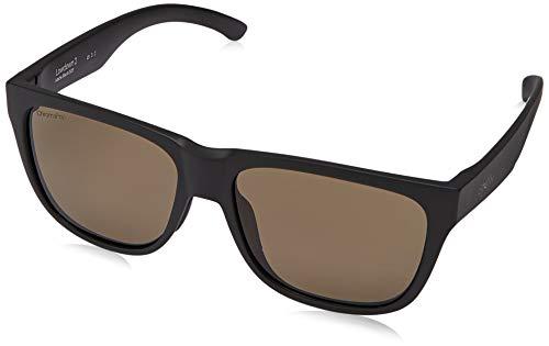 Smith Herren Sonnenbrille Lowdown 2, matt One Size Mattschwarz Chroma Pop