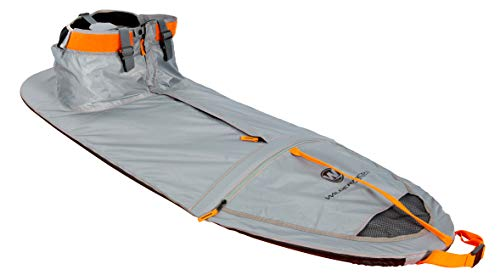 Wilderness Systems TrueFit Spray Skirt - Size - for Tempest, Tsunami and Other Sit-Inside Kayaks - W7
