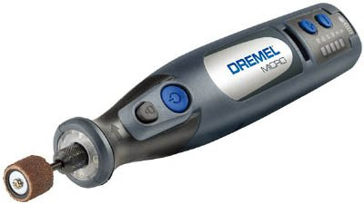 Dremel(ドレメル) コードレスミニルーター MICRO(マイクロ)
