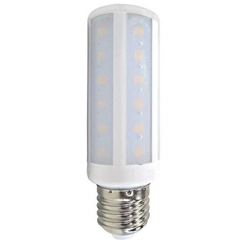 Bombilla LED tipo mazorca SevenOn LED 53051, 9W equivalente a 60W, casquillo E27, 270º, 806 lúmenes, 3.000K, blanco cálido, no regulable