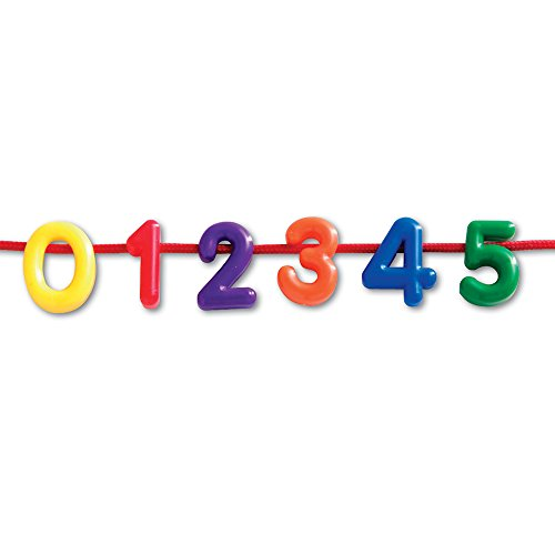 Learning Resources Lacing Numbers, 275 Pieces