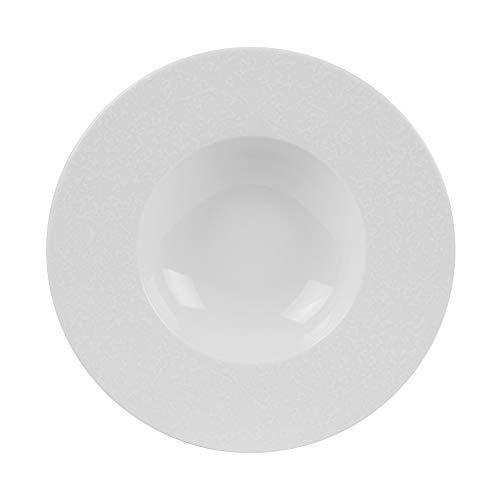 Table Passion - Assiette creuse Impression 23 cm (Lot de 6)