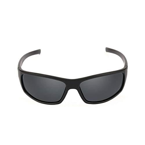 Minicocock Protección de conducción Ciclismo Running Pesca Golf pequeña Lente Retro Gafas de Sol Deportivas for Las Mujeres de los Hombres Durable UV400 polarizado