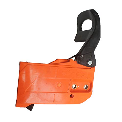 AISEN Kettenraddeckel Kettenbremse für Arebos AR-HE-KS52CC Hecht 44 Erman EM5201 Kettensäge