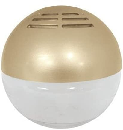空気洗浄機 メタルSSコーティング (ゴールド)  3畳/除菌/アロマ/コンパクト/オフィス