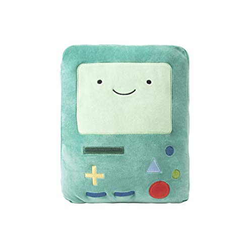 MINISO Adventure Time BMO Back Cushion Pillow, Soft Toy, 32cm