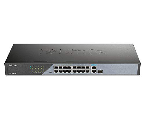 D-Link 18-Port Layer2 Switch