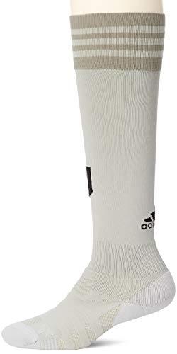 adidas Juventus Away Gris Masculino - Calcetines (Thigh High Socks, Gris, Adulto, Masculino, 40-42, Específico)