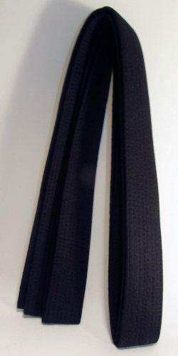 Karate Gürtel SCHWARZ Extra Klein KINDER, Junior Spezial Kinder größe Einfache Krawatte (160cm) Länge Für Kinder, Karate, Kickboxen, Shotokan , Shito-Ryu, Goju RYU, Alle Stile Von Kampf Kunst, Budo, D