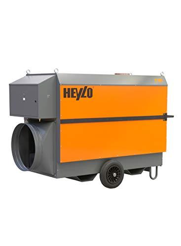 Ölheizgerät Heylo K 160 Ölheizer Gasheizer Bauheizer Baustellenheizer Mobiles Heizgerät