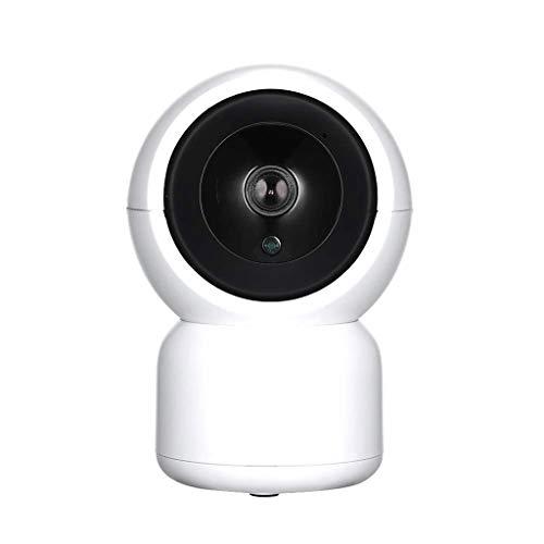 XJJZS 1080P de WiFi con Pilas de la cámara de Seguridad Inicio vigilancia móvil Dispositivo Inteligente (Bajo Consumo)