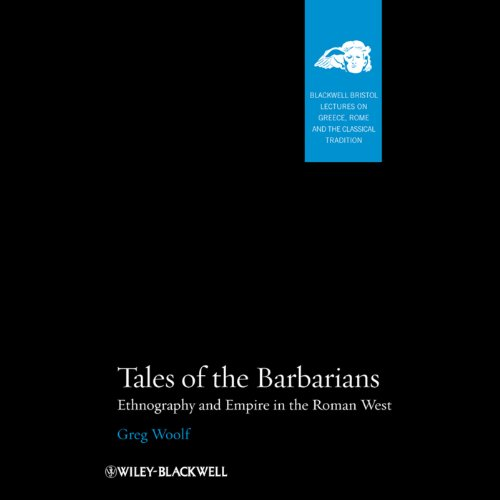 Tales of the Barbarians audiobook cover art