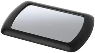 TRUE LINE Automotive Car Sun Visor Clip On Mirror Makeup Sun-Shading Cosmetic Black Mirror